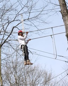 MCNC Student Leadership - High Rope
