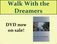 Walk With the Dreamers - DVD