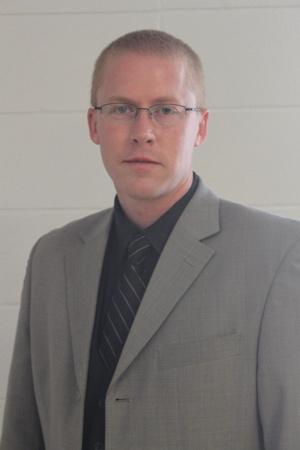 Principal Michael Newman